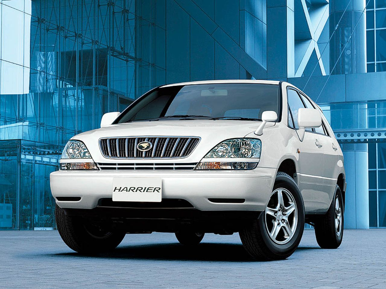 fot1 toyota harrier 1997