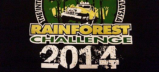 Rainforest Challenge 2014