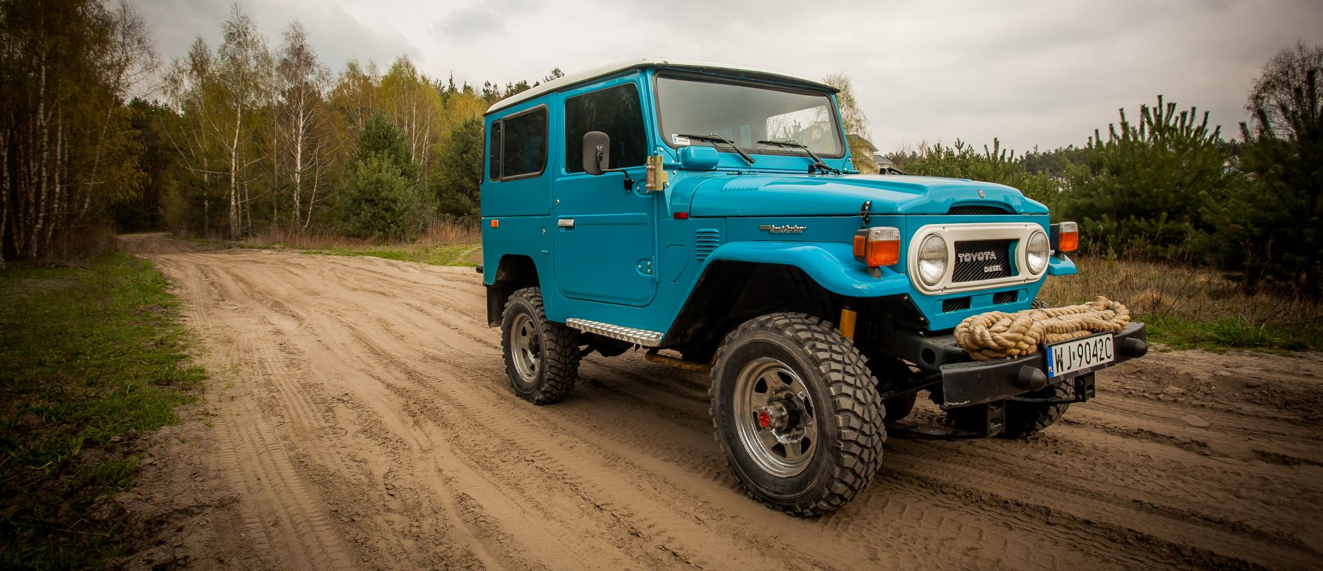 Land Cruiser BJ 40 - Emsi