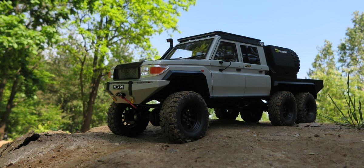 LandCruiserAdventureClub - Land Cruiser HZJ79 Patriot