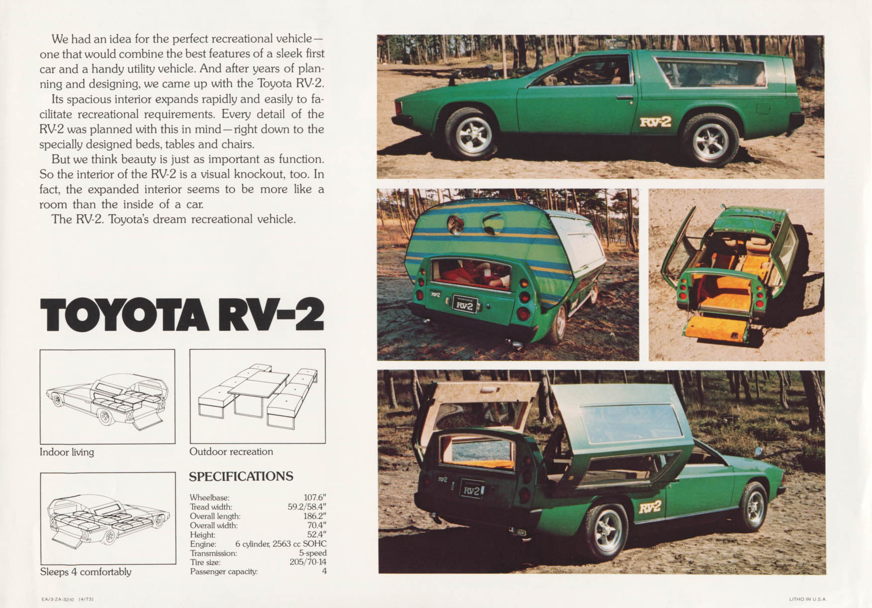 1972 Toyota RV2 USA Brochure 02