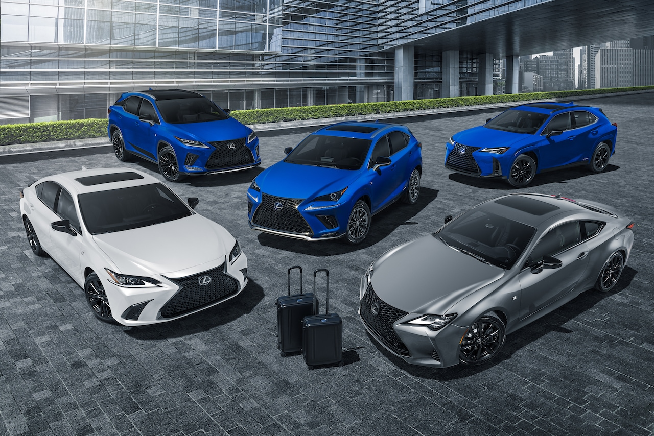 2021 lexus black line family 5 of 5