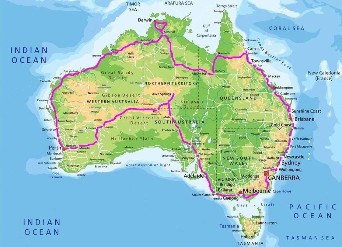 Australia podłączyć kulturę