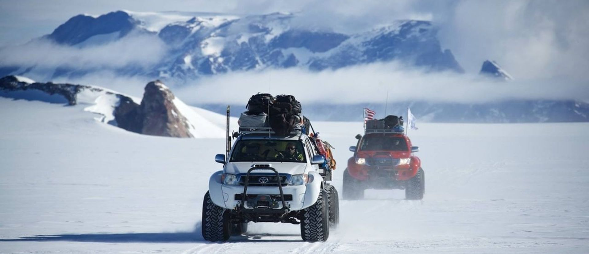 Góra LandCruiserAdventureClub - Ekstremalne terenówki gotowe na wszystko… MH91