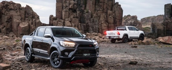 Toyota Hilux TRD 2017