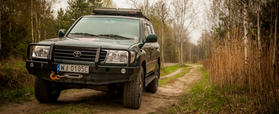 Land Cruiser HDJ 100 - Mopar